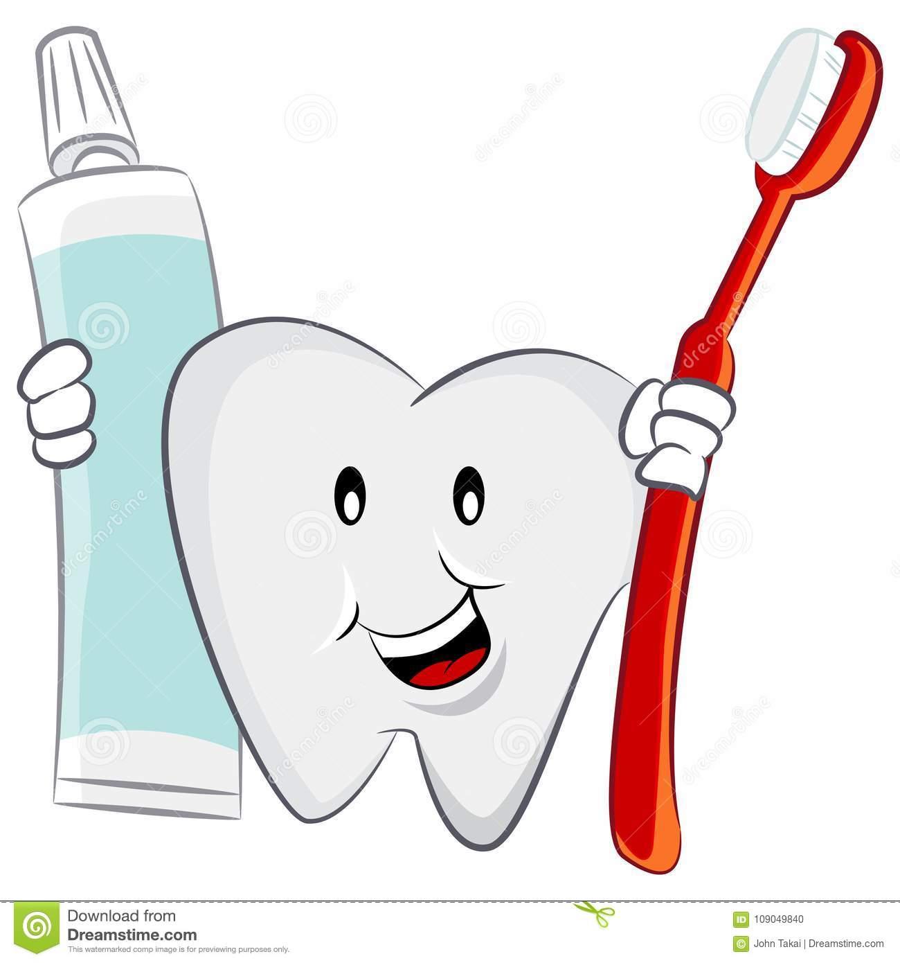 Зубные пасты и щётки