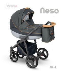 Коляска модульная Camarelo Neso 2 в 1 NE-4