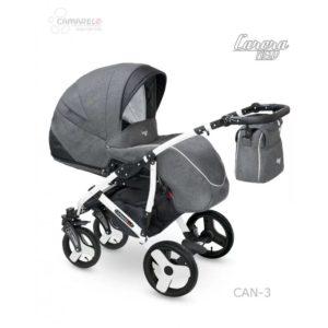 Коляска модульная Camarelo Carera New 2 в 1 CAN-3